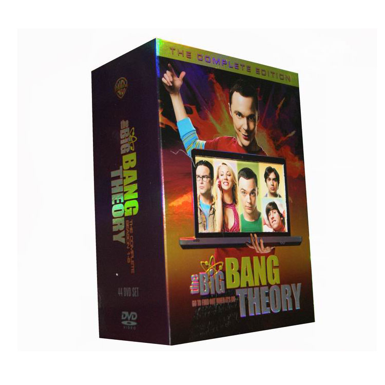 The Big Bang Theory Seasons 1-6 DVD Box Set