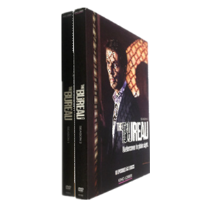 The Bureau Seasons 1-2 DVD Box Set