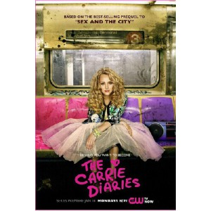 The Carrie Diaries Seasons 1-2 DVD Box Set