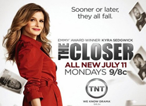 The Closer 1-7 dvd