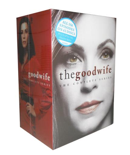 The Good Wife The Complete Deries DVD Collection Box Set