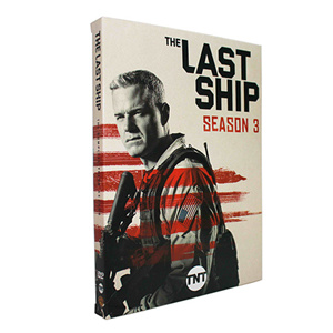 The Last Ship Season 3 DVD Box Set