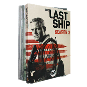 The Last Ship Seasons 1-3 DVD Box Set
