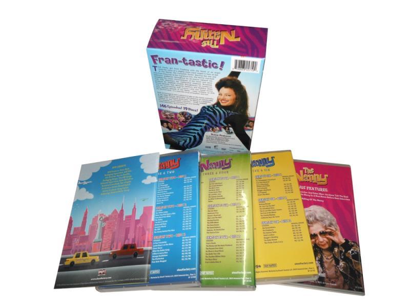 Buy Nanny Complete Series Dvd Box Set Nanny Tv Series Dvd