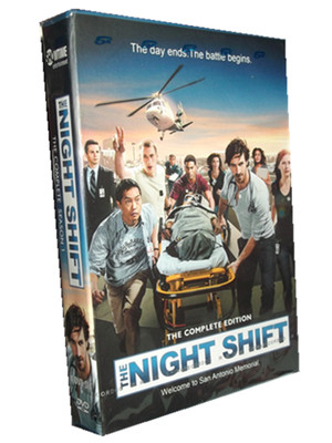 The Night Shift Season 1 DVD Box Set