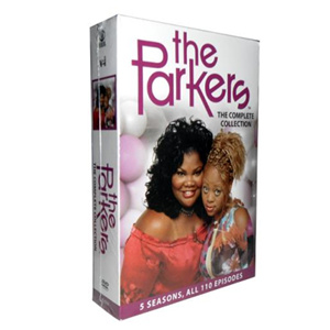 The Parkers The Complete Collection DVD Box Set