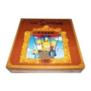 The Simpsons Seasons 1-24 DVD Box Set