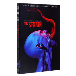 The Strain Season 2 DVD Box Set
