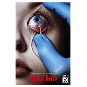 The Strain Seasons 1-2 DVD Box Set