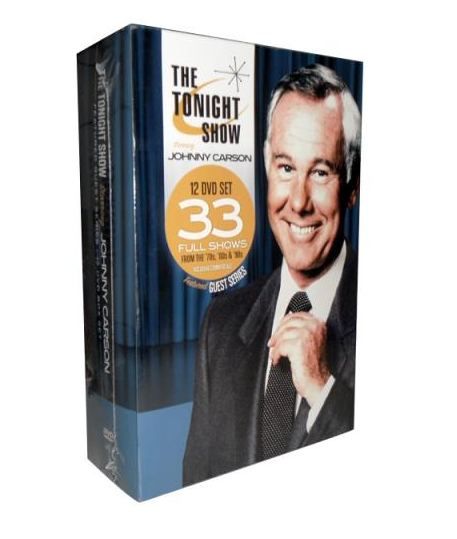 The Tonight Show starring Johnny Carson Featured Guest Series 12 DVD Collection