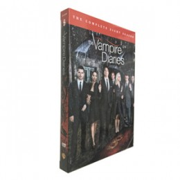 Vampire diaries season 6 dvd release date in Melbourne