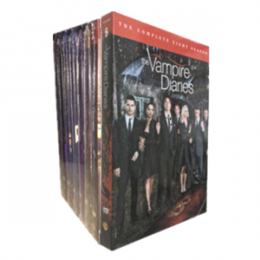 The Vampire Diaries Seasons 1-8 DVD Box Set