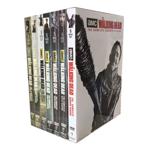 The Walking Dead Seasons 1-7 DVD Box Set