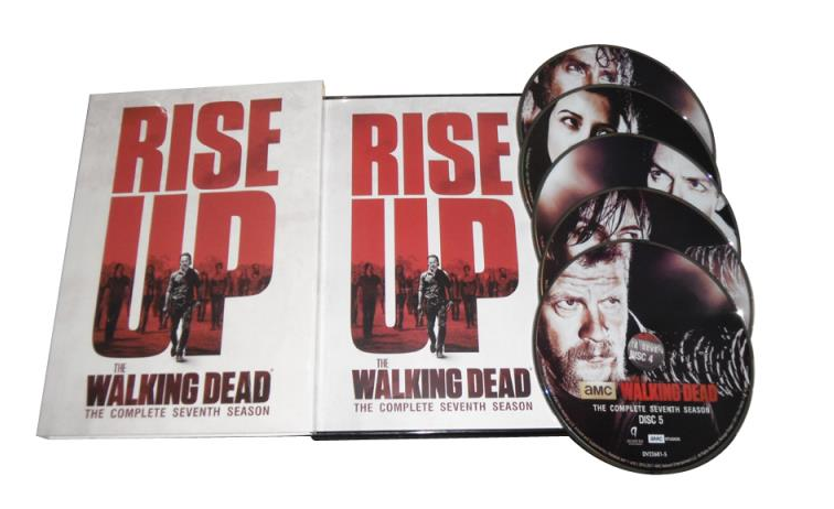 The Walking Dead Season 7 DVD Box Set