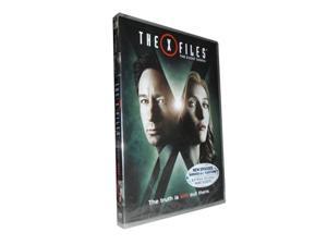the x files season 10 dvd box set cheap x files dvd for sale. Black Bedroom Furniture Sets. Home Design Ideas