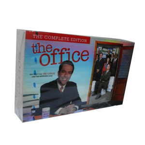 The Office Seasons 1 9 Dvd