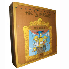 The Simpsons Seasons 1-26 DVD Box Set