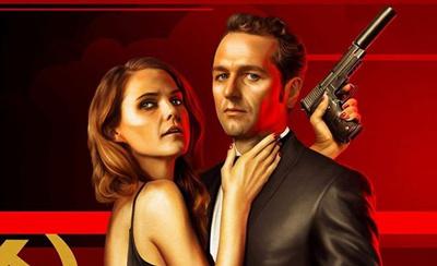 The Americans Seasons 1-5 DVD Box Set