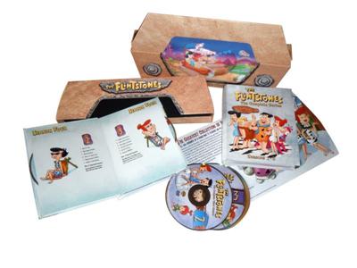 The Flintstones The Complete Series DVD