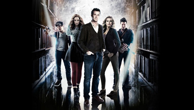 The Librarians Seasons 1-3 DVD Box Set