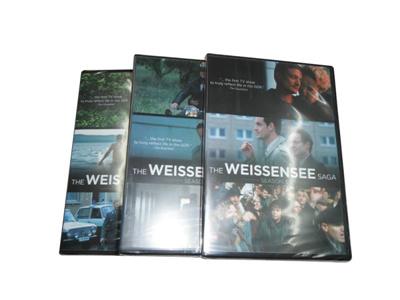 The Weissensee Saga Seasons 1-3 DVD Box Set