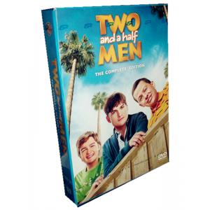Two and a Half Men Season 11 DVD Box Set,Buy Two and a ...