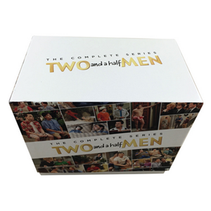 Buy Two and a Half Men Seasons 1-12 DVD,Cheap Two and a ...
