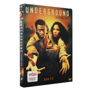 Underground Season 2 DVD Box Set