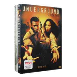 Underground Seasons 1-2 DVD Box Set