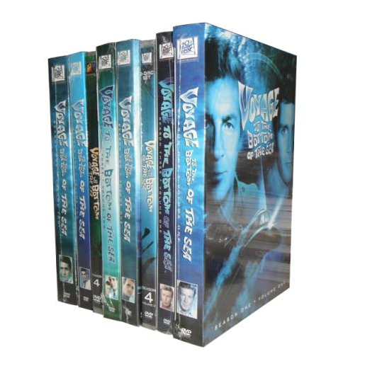 Voyage to the Bottom of the Sea the Complete series DVD Box Set