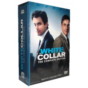 White Collar Seasons 1-6 DVD Box Set