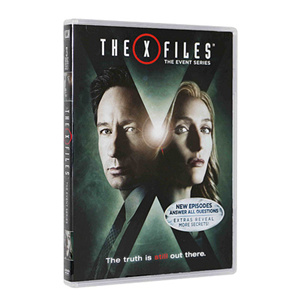 X-Files The Event Series DVD Box Set