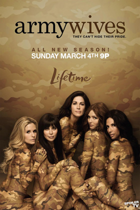 Army Wives Season 5 DVD Boxset