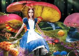 Alice in Wonderland DVD (Disney)
