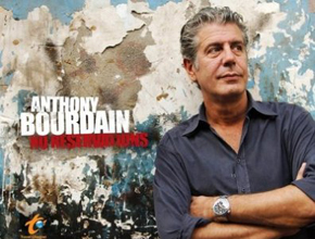 Anthony Bourdain: No Reservations Seasons1-7 DVD Box Set