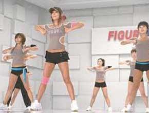 Figurerobics Figure Robics DVD Box Set