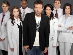 House M.D. Seasons 1-8 DVD Box Set