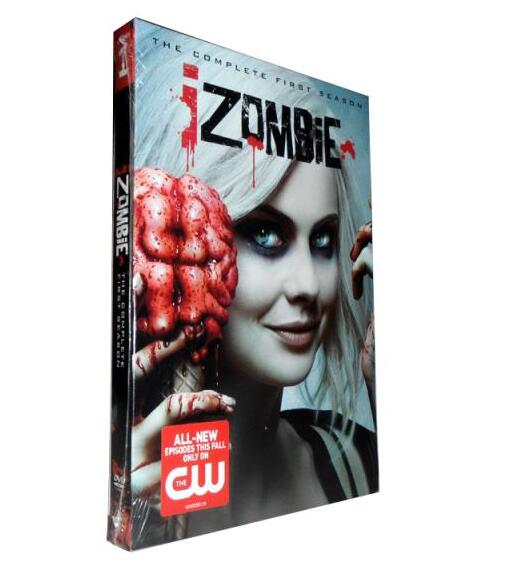 iZombie Season 1 DVD Box Set