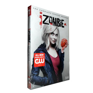 iZombie Season 2 DVD Box Set