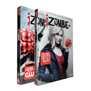 iZombie Seasons 1-2 DVD Box Set