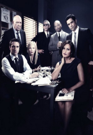 Law & Order: Special Victims Unit Seasons 1-15 dvd poster