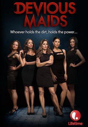 Devious Maids Season 2 dvd poster