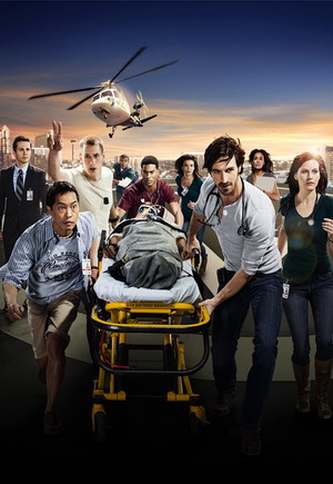 The Night Shift Season 1 dvd poster