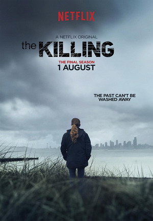 The Killing Season 4 dvd poster