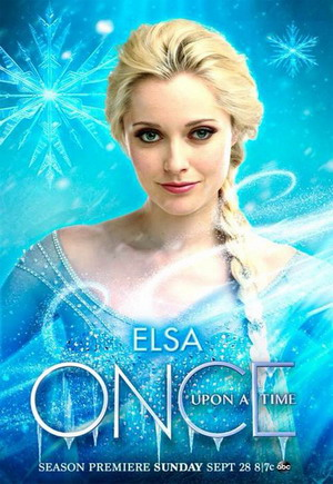 Once Upon A Time Seasons 1-4 dvd poster
