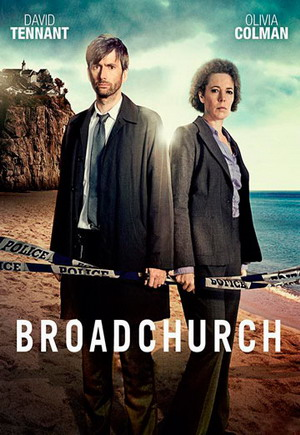 Broadchurch Season 2 dvd poster
