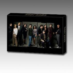 The Sopranos Seasons 1-7 DVD Boxset