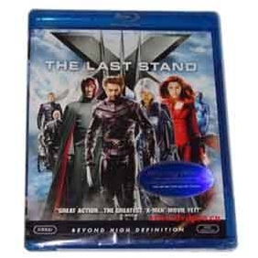 X-Men 3 The Last Stand (2006) Blu Ray DVD