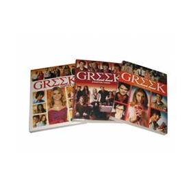 Greek Seasons 1-3 DVD Box Set