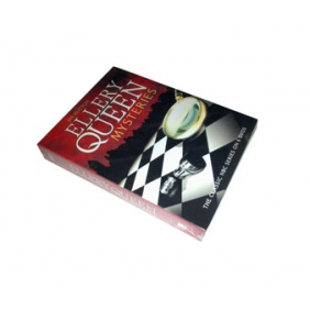 Ellery Queen Mysteries DVD Boxset